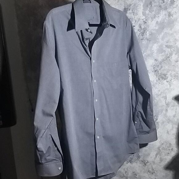 Editions by Van Heusen Other - Editions by Van Heusen Gray Button Down Shirt